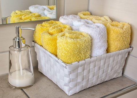 Family, Hygiene, Soap, Bad, Bathroom, Wash, Clean