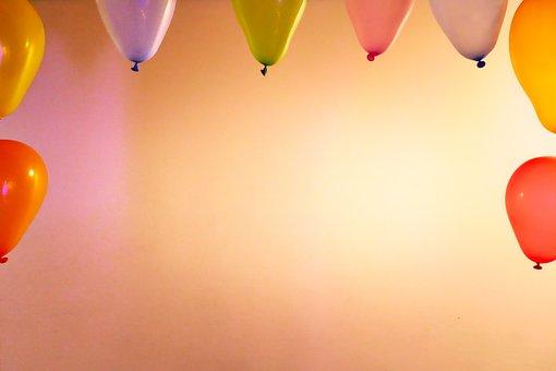 Balloon, Helium, Pleasure, Air, Celebrate, Fun