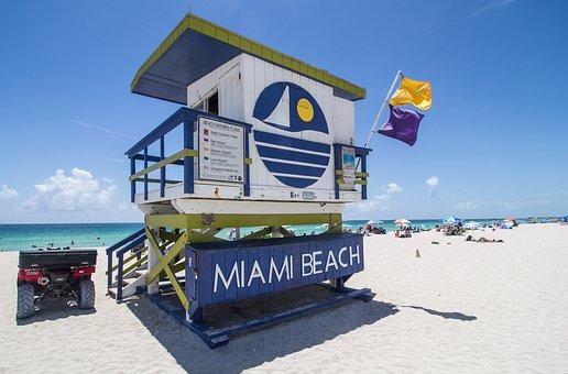 Sea, Beach, Coast, Travel, Sky, Summer, Tourism