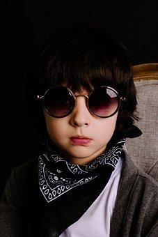 Boy Model, Fashion, Man, One, Darkness, Teen
