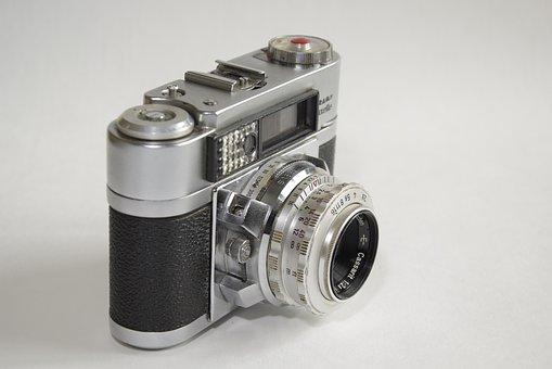 Lens, Equipment, Technology, Optics, Aperture, Chrome