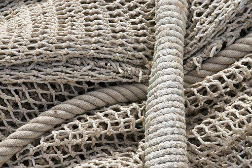 Rope, Background, Pattern, Fabric, Craft, Abstract