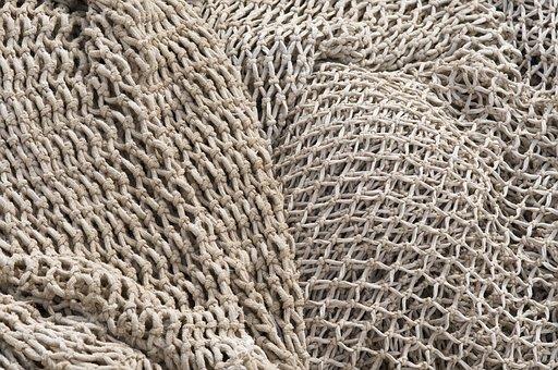 Fishing Nets, Background, Fishing, Pattern, Desktop