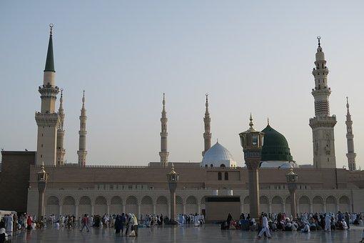 Masjid Nabawi, Medina, I've To Medina, Masjid, Minaret