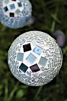 Ball, Nature, Background, Pattern, About, Lamp