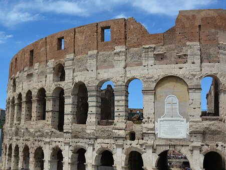 Architecture, Ancient, Old, Amphitheater, Travel