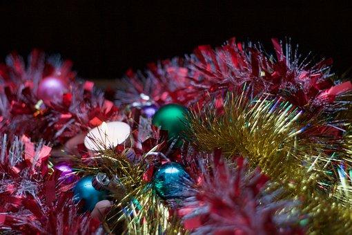 Celebration, Color, Bright, Christmas, Ornament, Lovely