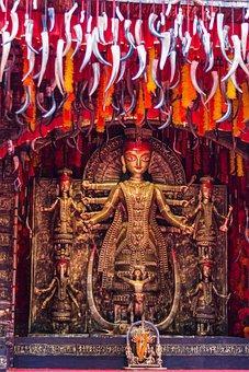 Religion, Temple, Buddha, Art, Spirituality