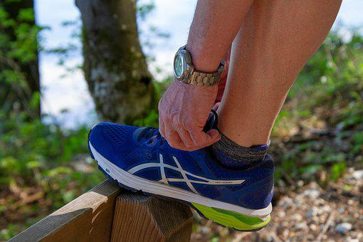 Sport, Shoe, Sport Shoe, Run, Nature, Fitness