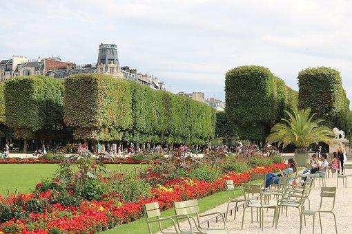 Architecture, Travel, Summer, Garden, Tree, Turf, Park