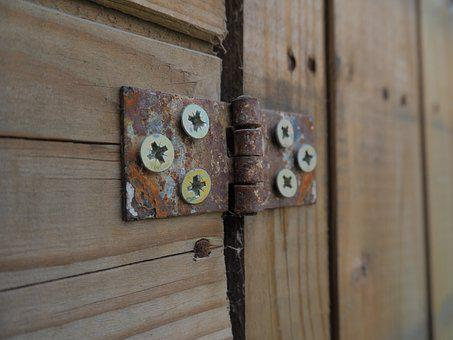 Wood, Woods, Old, Weathering, Corrosion, Rusty, Decay