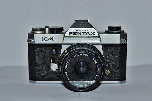 Lens, Antique, Classic, Old, Obsolete, Optics