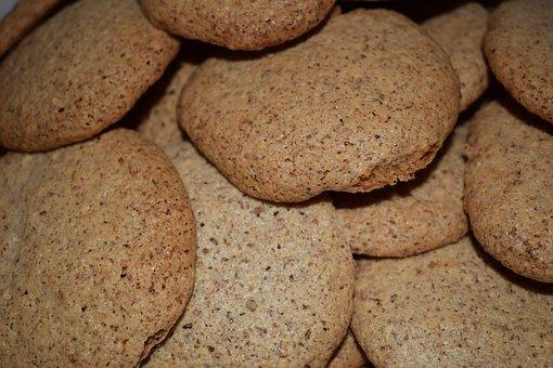 Food, Biscuit, Background, Diet, Macaroons