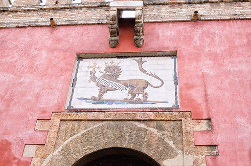 Architecture, Old, Building, Wall, Antique, Facade