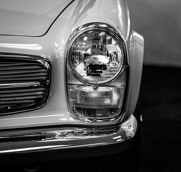 Mercedes Sl, Mercedes Benz, Pagoda, Classic Car, Car