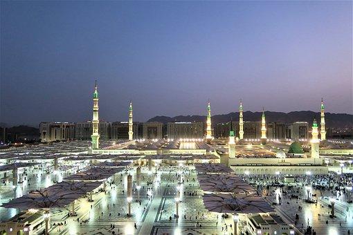 Masjid Nabawi, Medina, I've To Medina, City, Travel