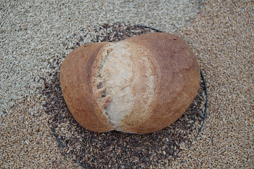 Bread, Grain, Food, Baked Goods, Grains, Crispy