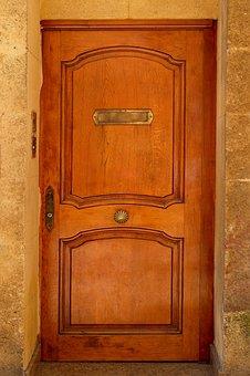 Wood, Wooden, Door, House, Home, Ancient, Old