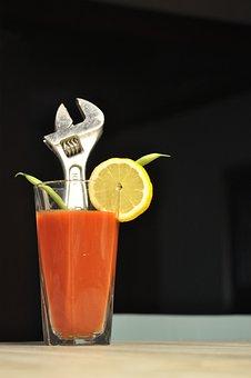 Glass, Drink, Juice, Cocktail, Fruit