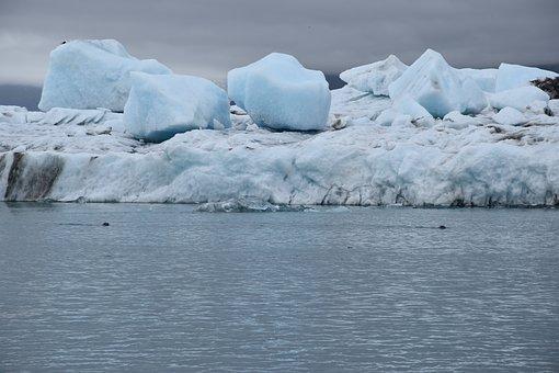 Iceberg, Body Of Water, Ice, Frosty, Frozen