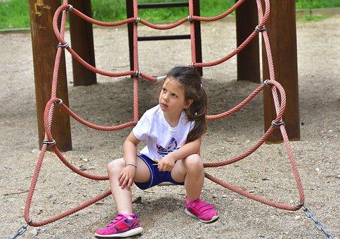 Recreation Space, Child, Fun, Play