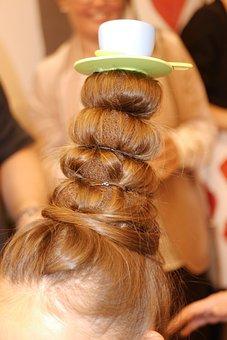 Hairstyle, Alice In Wonderland, Hair, Hairdresser