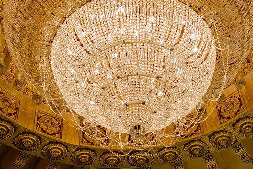 Pattern, Light, Light Fittings, Royal Lighting, Palace