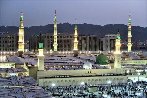 Medinei To Minevver, Masjid Nabawi, Religion, Islam