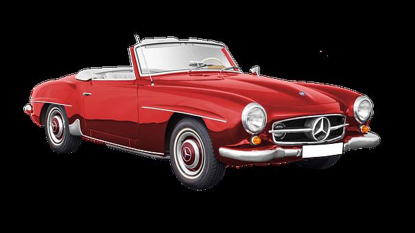 Mercedes-benz 190 Sl, Cabriolet