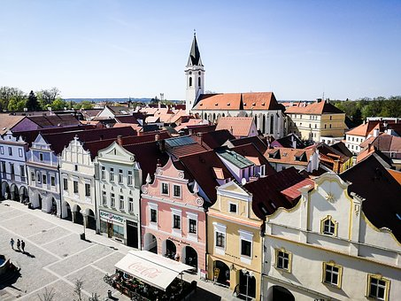 Architecture, City, Travel, Old, Czech Republic, Cz