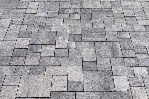 Patch, Flooring, Paving Stones, Concrete Blocks, Paved