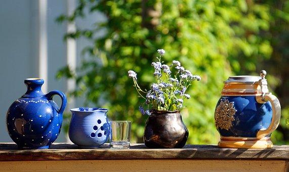 Pot, Pottery, Vase, Teapot