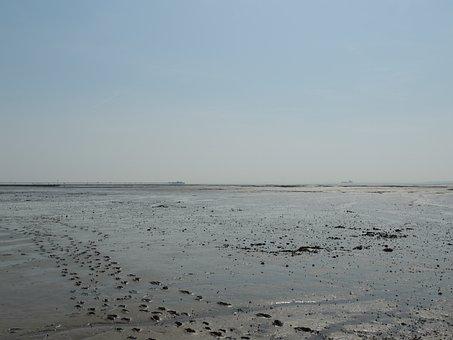 Water, Sand, Nature, Beach, Outdoors, Sky, Sea