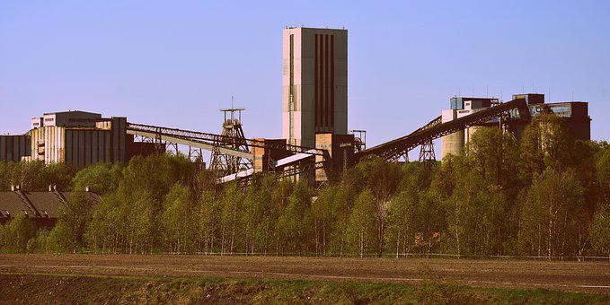 The Industry, Mine, Red Movement Halemba, Silesia