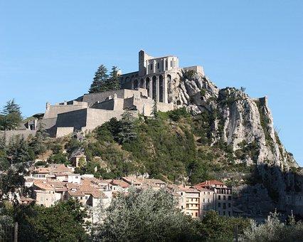 Architecture, Citadel, Fortification, Castle, Vauban