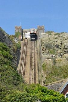 Architecture, Travel, Lift, Train, Castle, Ancient
