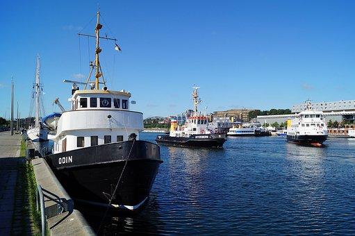 Water, Shelter, Travel, Sea, Boat, Harbor, Ship, Yacht