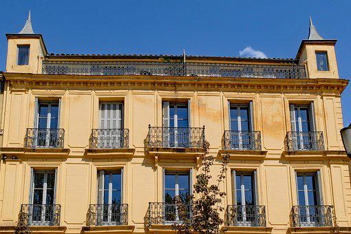 Home, House, Facade, Building, Architecture, Old