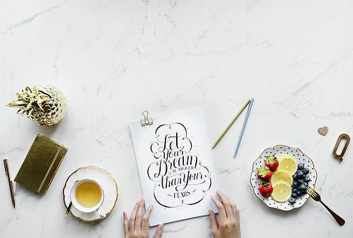 Art, Artist, Blogger, Blueberry, Cafe, Calligraphic