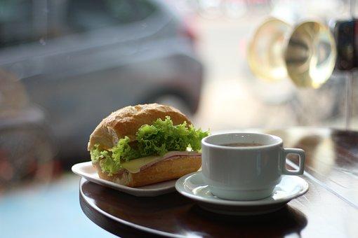 Food, More Hot, Plate, Coffee, Breakfast, Restaurant