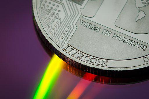 Litecoin, Cryptocurrency, Currency, Finance, Financial