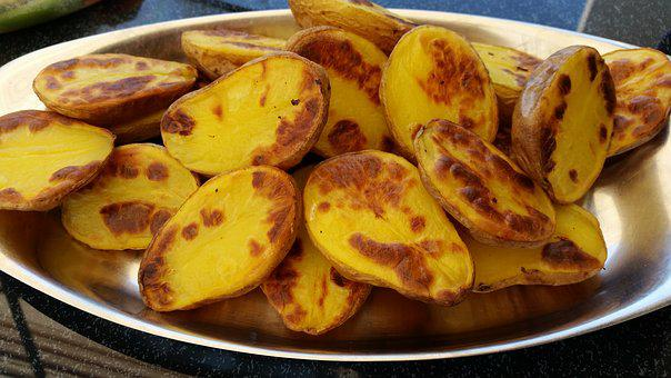 Fried Potatoes, Food