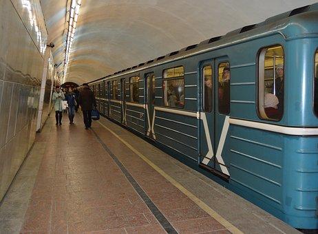 Train, Railway, The Transportation System, Metro