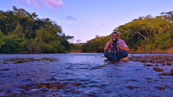 Water, Nature, Travel, Lake, Recreation, Photographer
