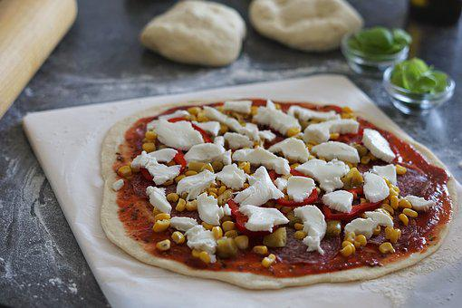 Food, Meal, Cheese, Kitchen, Pizza, Italy, Mozzarella