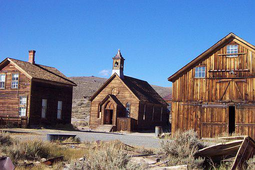 House, Architecture, Bungalow, Roof, Wood, Bodie, Bshp