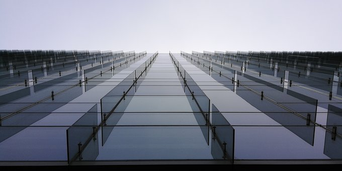Sky, Outdoors, Industry, Architecture, Business