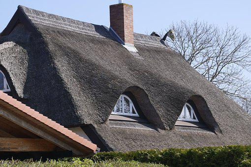 Roof, Thatched Roof, Thatched, Home, Architecture