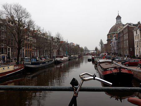 Channel, Waters, River, Travel, City, Bridge