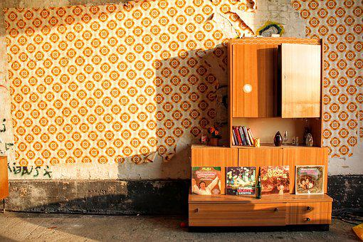 Growing Wall, Living Room, Messi, Wall Unit, 70th